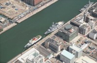 Dublin Docklands Aerial Photography